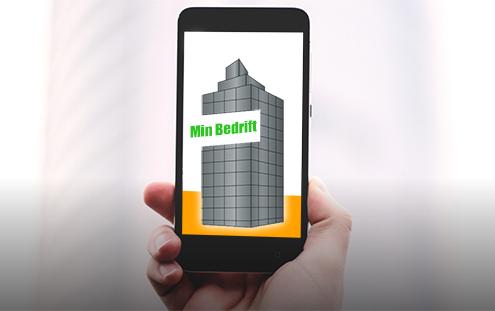 Bedriftsapp/corporate app